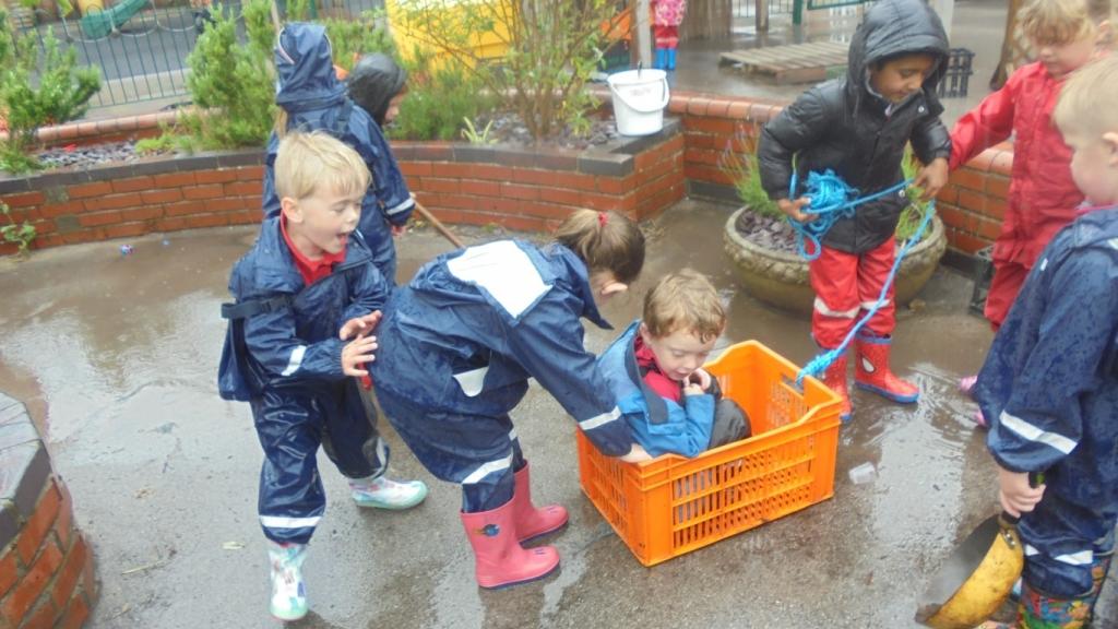 EYU in the rain (2)