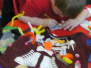 Fashioning our eco-friendly masterpieces!