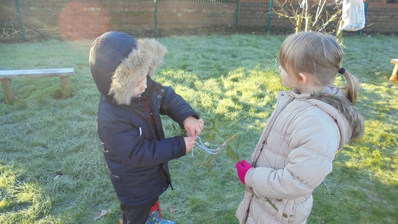 EYFS Forest Schools 1