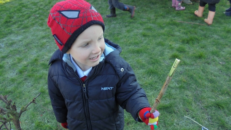 EYFS Forest Schools 14