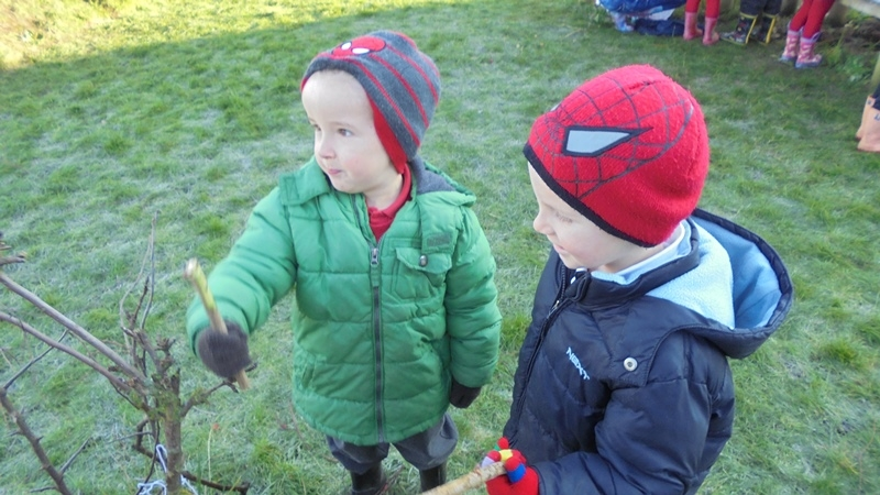 EYFS Forest Schools 15
