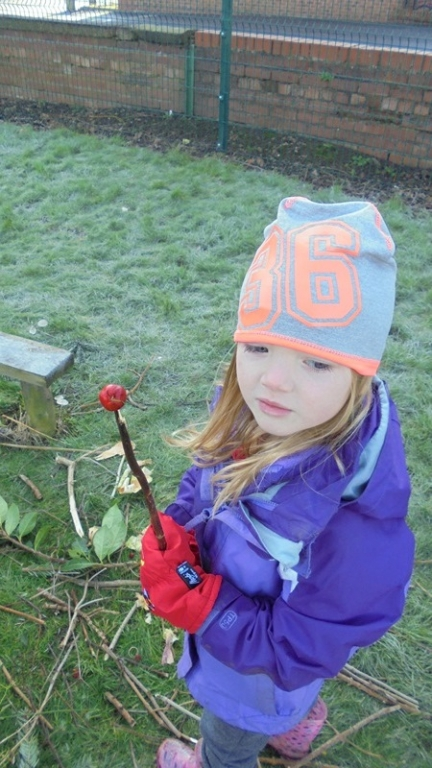 EYFS Forest Schools 16