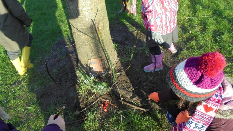 EYFS Forest Schools 17