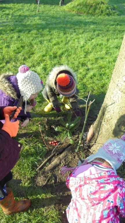 EYFS Forest Schools 18