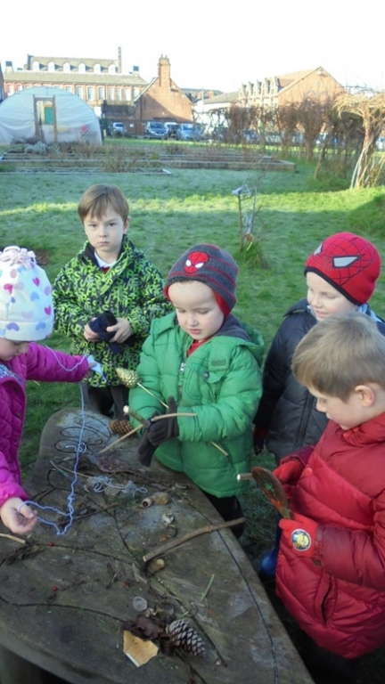 EYFS Forest Schools 19