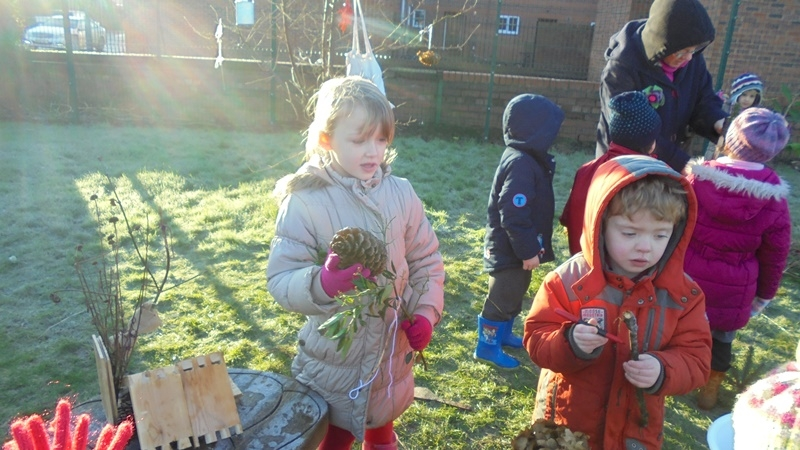 EYFS Forest Schools 2