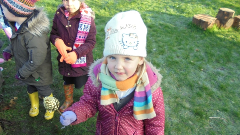 EYFS Forest Schools 20
