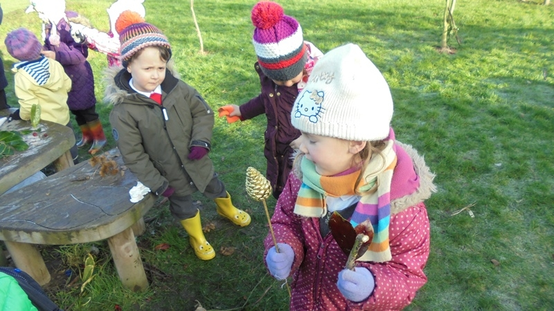 EYFS Forest Schools 21