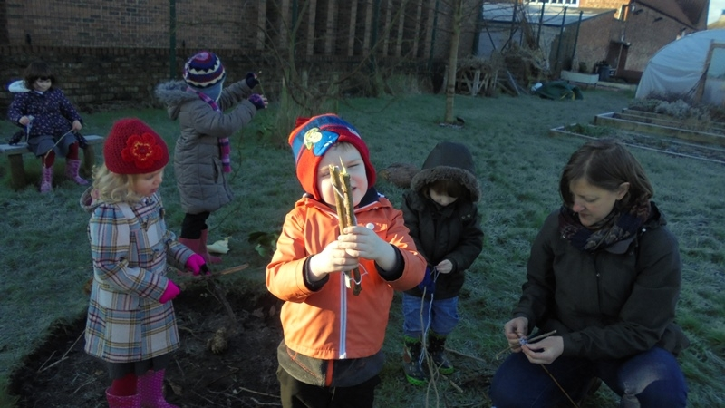EYFS Forest Schools 3