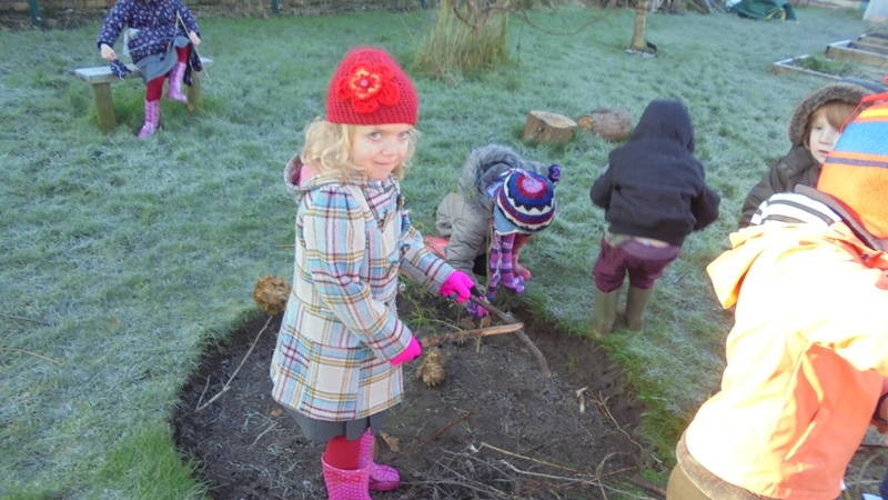 EYFS Forest Schools 4