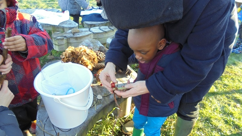 EYFS Forest Schools 6