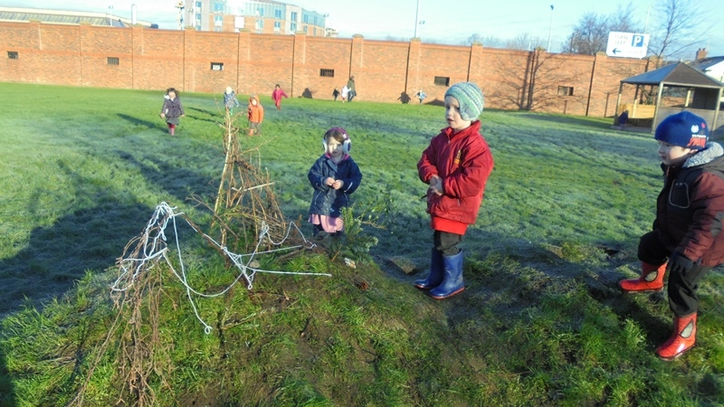 EYFS Forest Schools 7