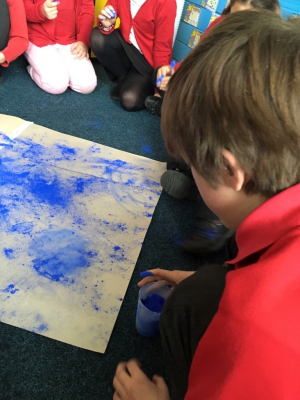Learning about Holi (1)