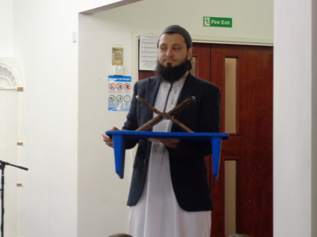 Visit to the Mosque (4)