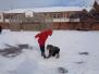 Y3/4 having fun in the snow!