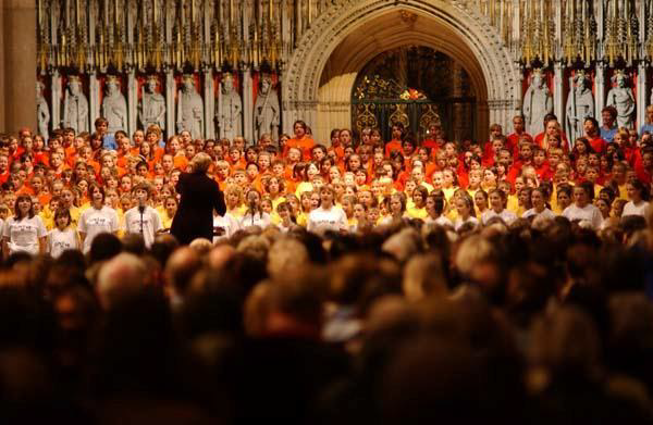 Minster Choir