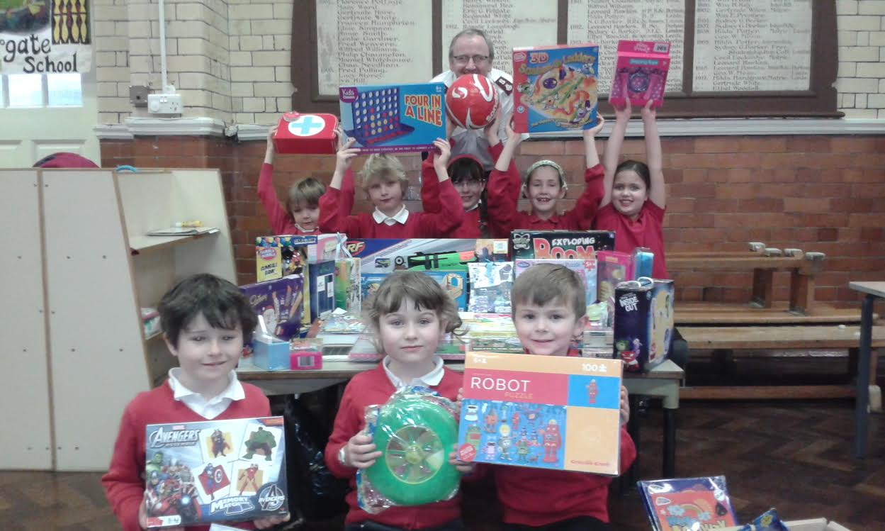Salvation Army Christmas Gift Appeal: A Huge Thank You