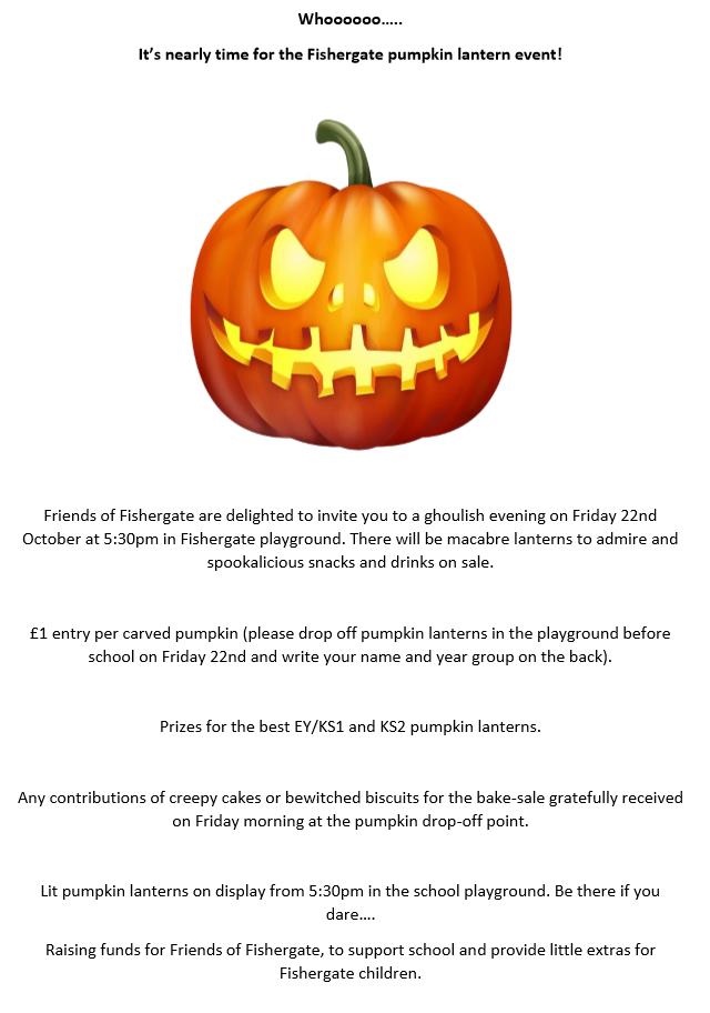 Pumpkin Lantern Parade